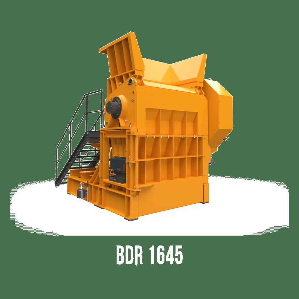 Broyeur compact MTB