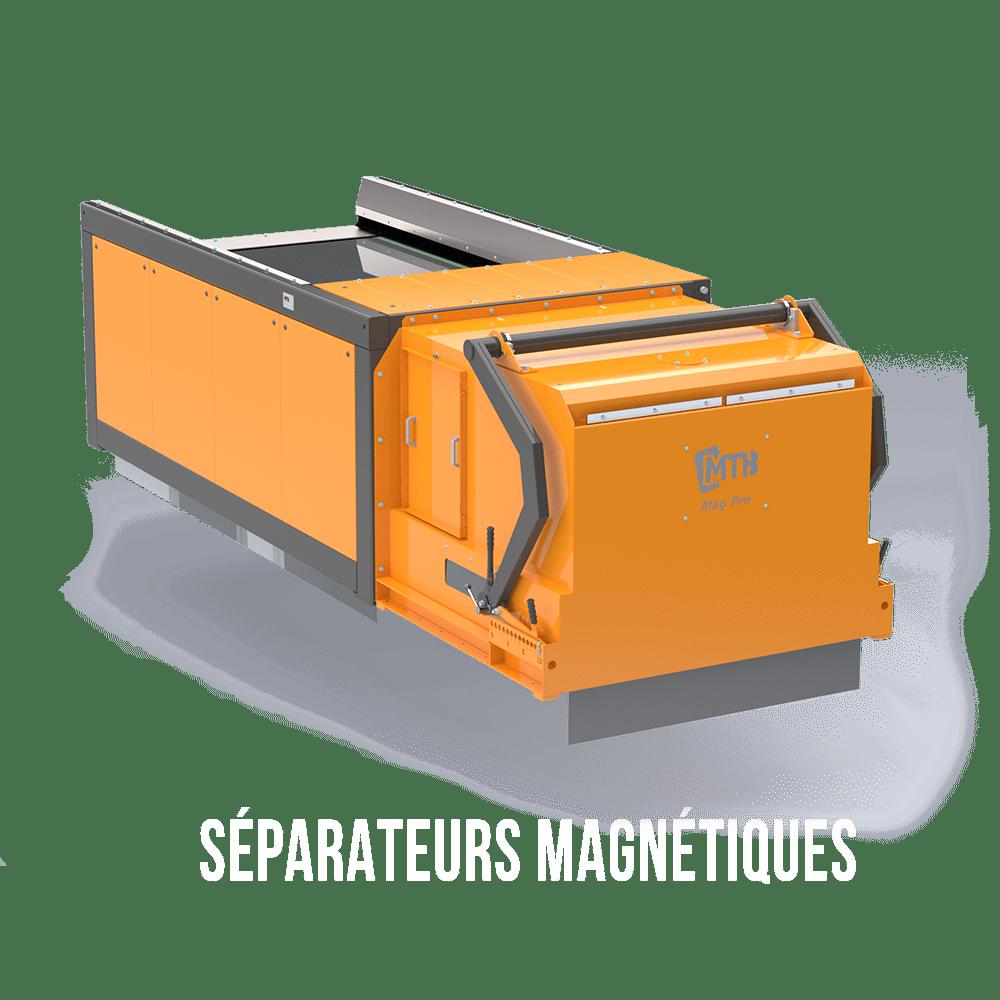 séparateurs magnétiques - SMB